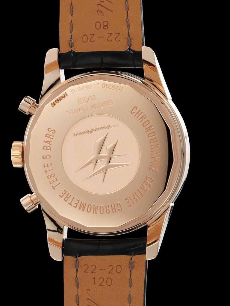 Breitling Transocean Chronograph QP-