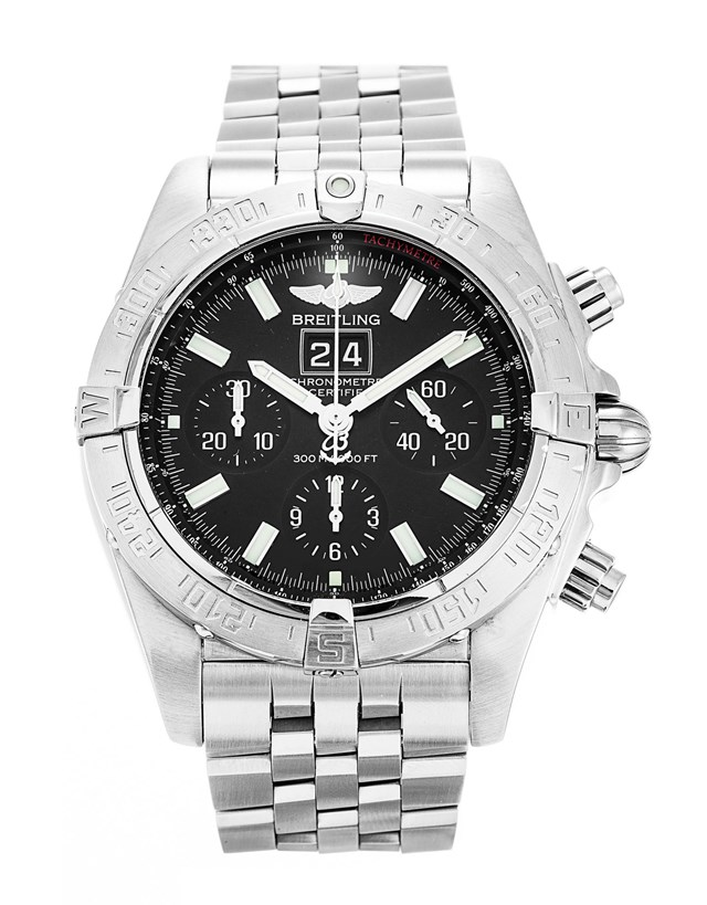 Copy Breitling Blackbird Steel Bracelet Watches