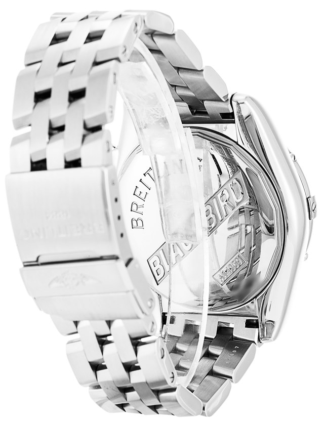 Breitling Blackbird Steel Bracelet Fake Watches