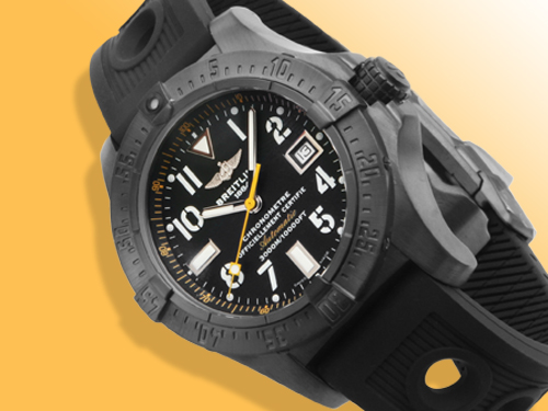 Breitling Avenger Seawolf Code Yellow Watches repilca2