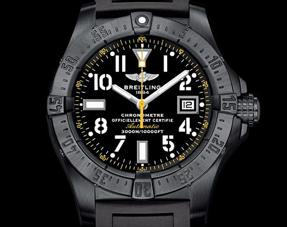 Breitling Avenger Seawolf Code Yellow Watches replica