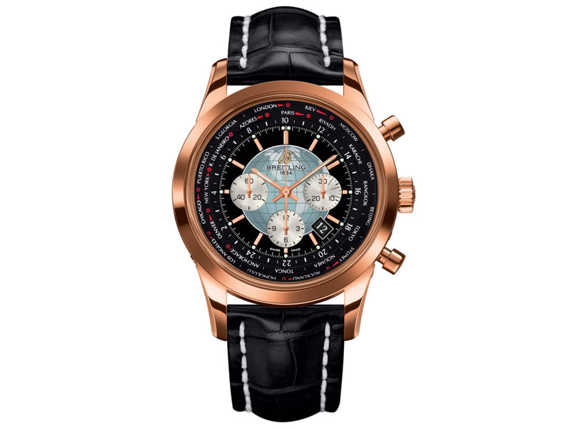 Transocean chronograph unitime replica