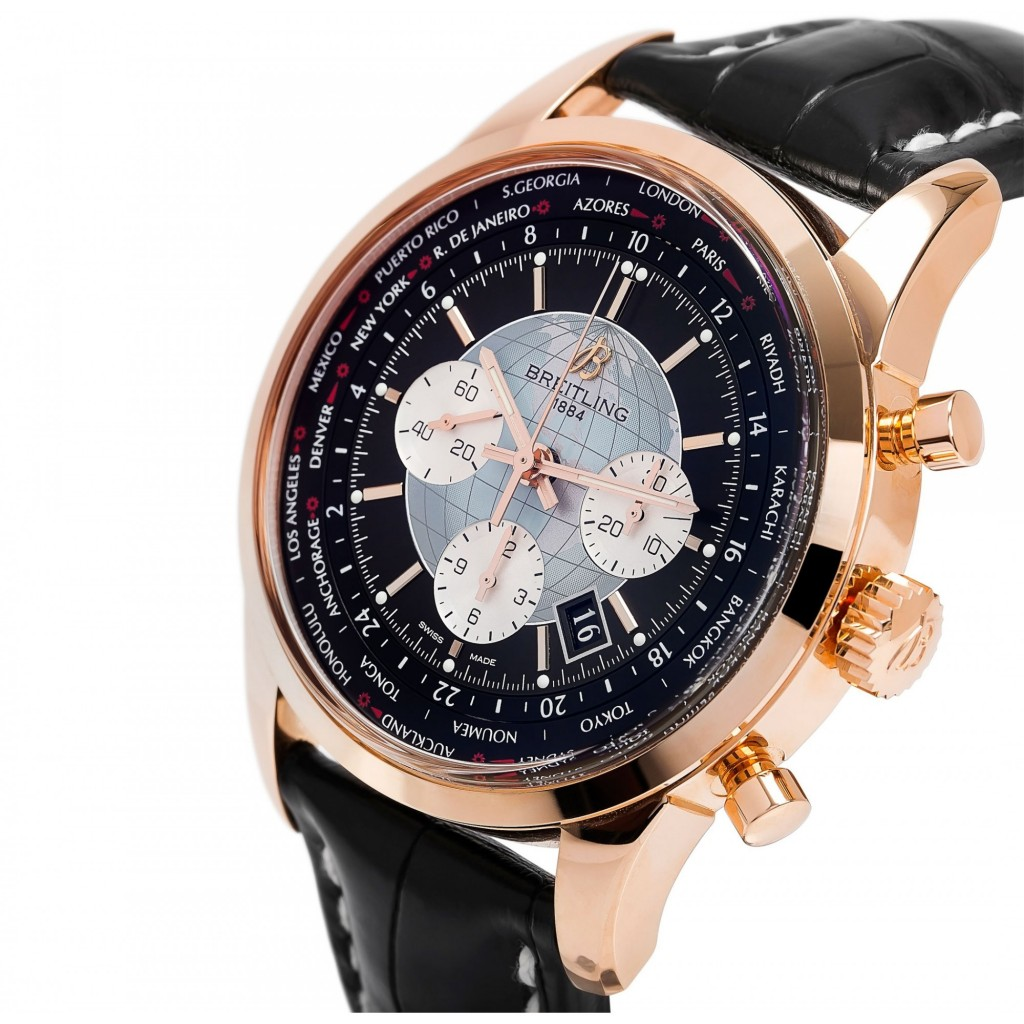 Transocean chronograph unitime replica2
