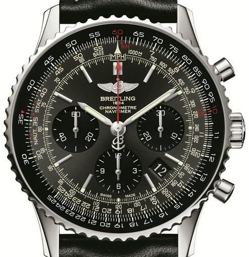 Popular Steel Breitling Navitimer Replica Watches