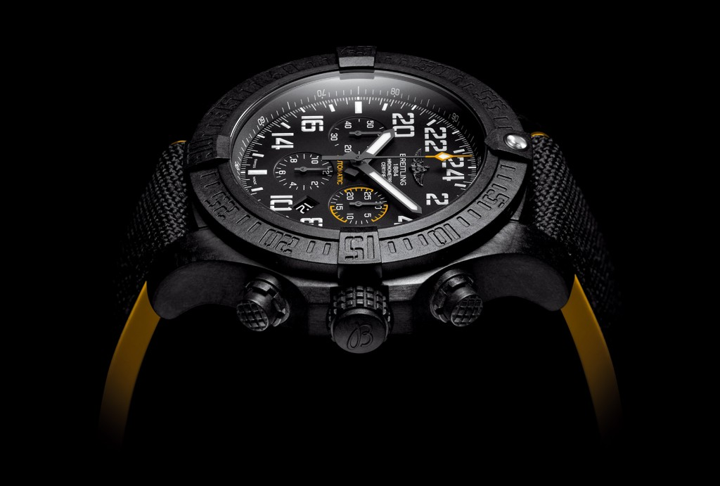 50MM Breitling Avenger Hurricane Copy Watches