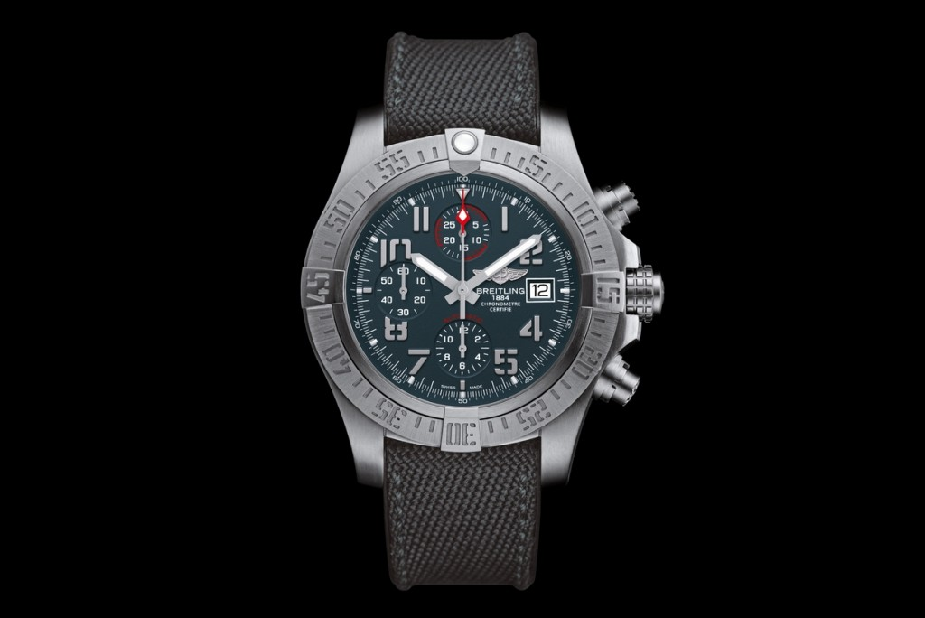 Copy Breitling Avenger Bandit Watches With Black Straps