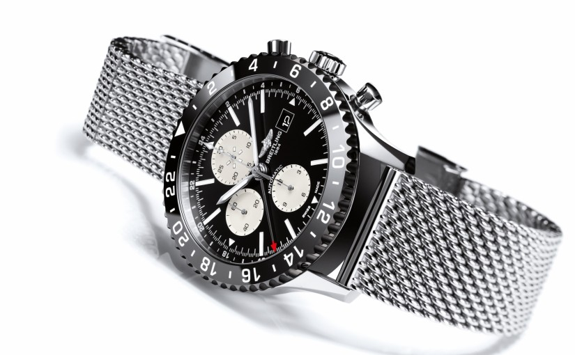 Latest Breitling Chronoliner Replica Watches With Ceramic Bezels
