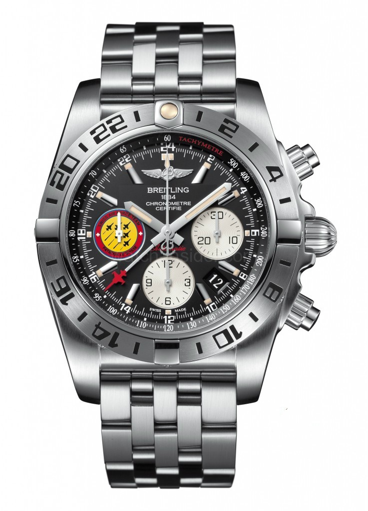 Graduated Bezels Breitling Chronomat 44 GMT Replica Watches