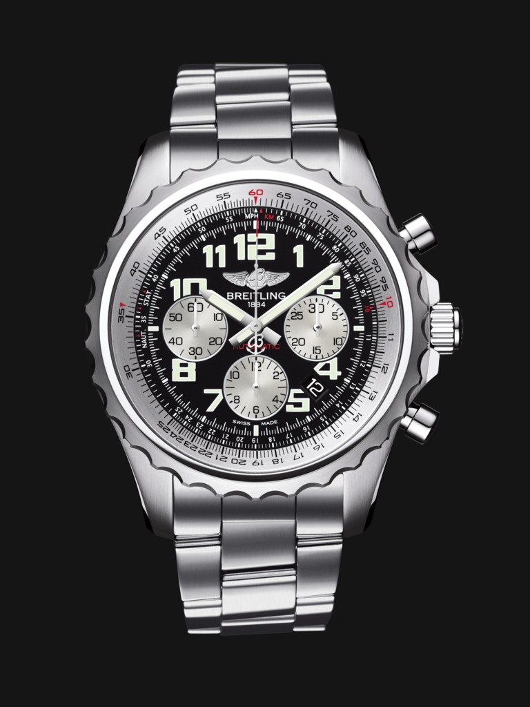 Silver Hands Replica Breitling Chronospace Automatic Watches
