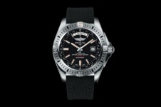 Black Dials Breitling Galactic 44 Replica Watches