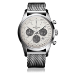 Breitling Transocean Chronograph Copy Watches With Steel Bezels