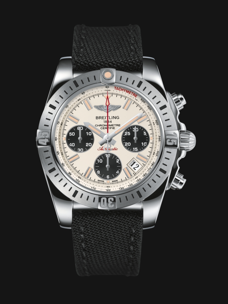 Breitling Chronomat Replica Watches With Steel Cases