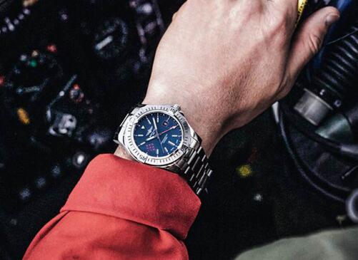 The timepiece is suitable for global travelers.