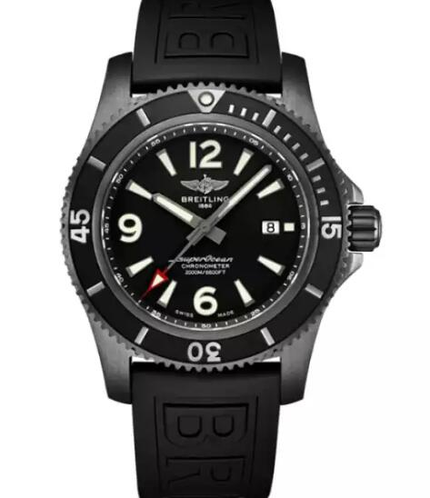 The strong Superocean is good choice for modern men.