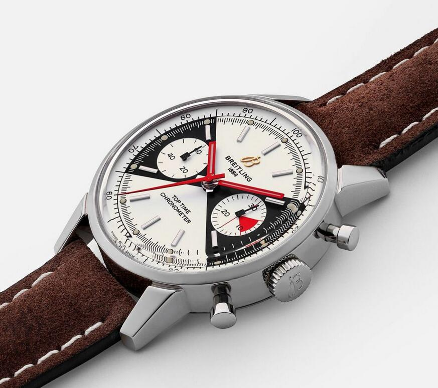 The cheap replica watches present very unusual dials.